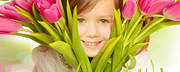Подарок девочке на 8 марта
